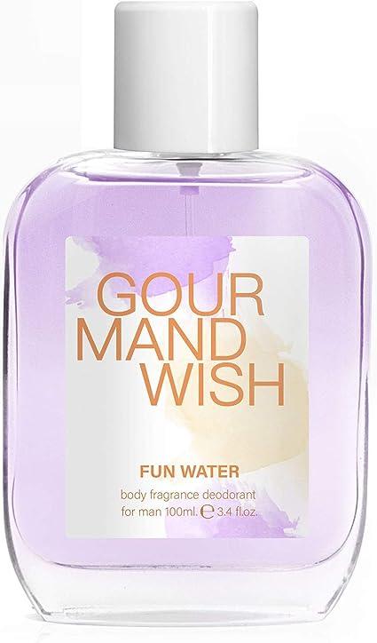 Fun Water Gourmand Wish - Desodorante para mujer (100 ml, pack de ...