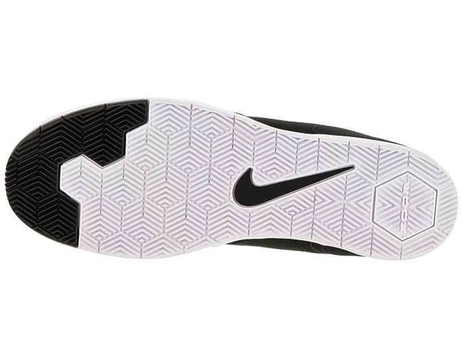 release date: 7f401 713bc Amazon.com   NIKE Paul Rodriguez 9 CS Mens Skateboarding-Shoes 749555-010 8  - Black Black White   Skateboarding