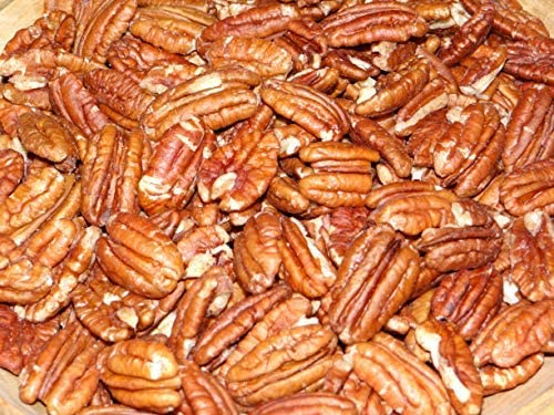 Nueces Pecanas sin Cáscara  1 Kg de Nueces Pecanas de Origen Natural   Sin Sal   Crudas   No tostadas   Fruto Seco y En Mitades   Veganos y Vegetarianos: Amazon.es: Alimentación y bebidas