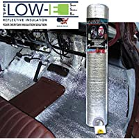 ESP Low-E® EZ-Cool Car Insulation Kit(Includes 40 Sq. Ft Insulation, 10 Foil Tape): Heat and Sound Automotive Insulation For Your Car Restoration Projects by ESP Low-E® SSR