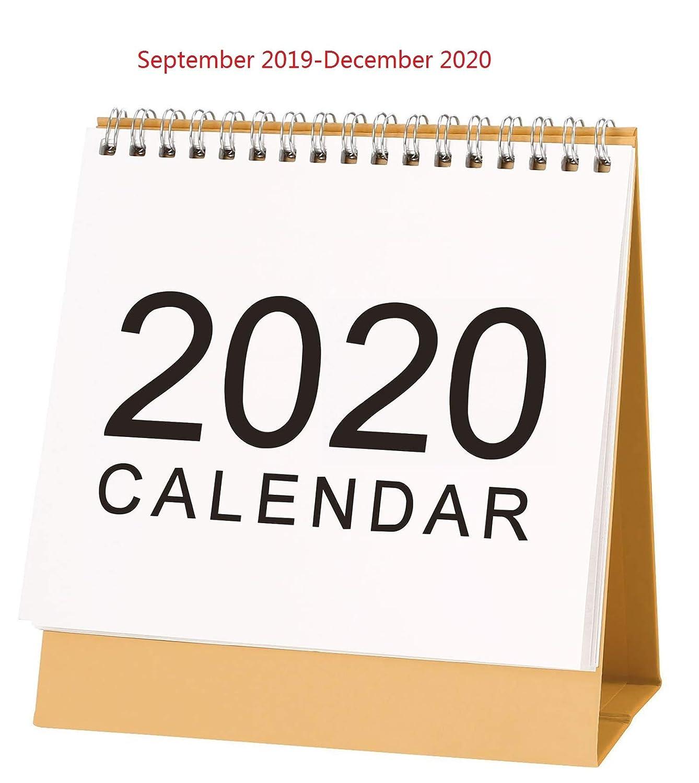 Amazon.com: 2019 Agenda de escritorio de enero-diciembre ...