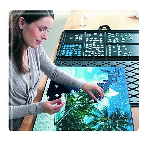 Puzzle Storage for Up To 1000 Pieces