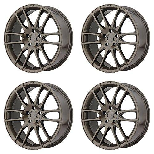 - KMC Wheels KM696 Pivot Bronze Wheel (20x8.5