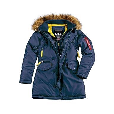 newest 48ed0 fe331 Alpha Industries Damen Jacken / Winterjacke PPS N3B