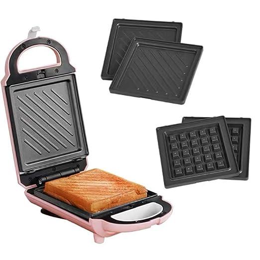 YBZS Acero Inoxidable Waffles eléctricos Fabricante de hogar ...