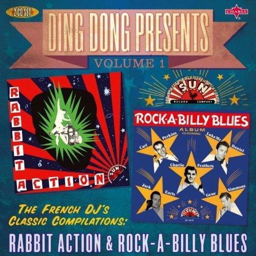 Vol 1 - Rabbit Action & Rock-a-billy Blues ( 2 CD Set )