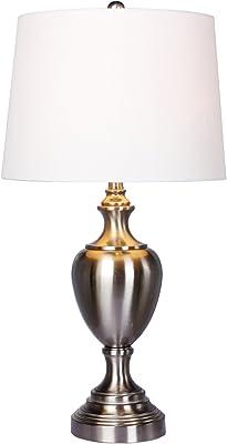 Stone Amp Beam Cyan Ceramic Lamp 20 Quot H With Bulb White