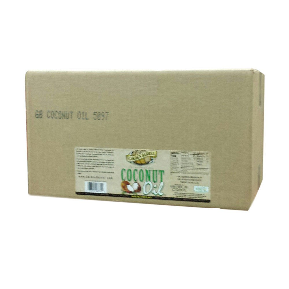 Golden Barrel Coconut Oil (6/96 fl. oz. Cases)