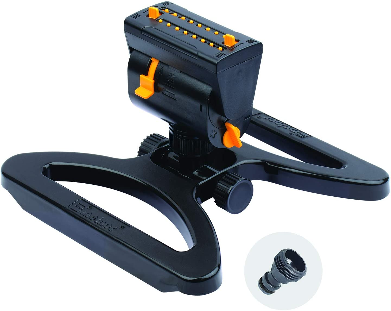 Melnor MiniMax Turbo Oscillating Sprinkler