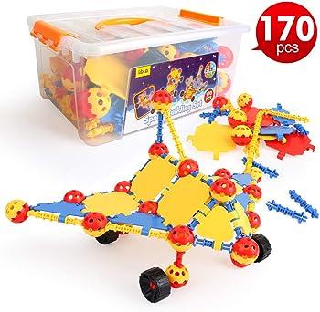 170 Piece LBLA STEM Educational Toys Learning Building Block Set