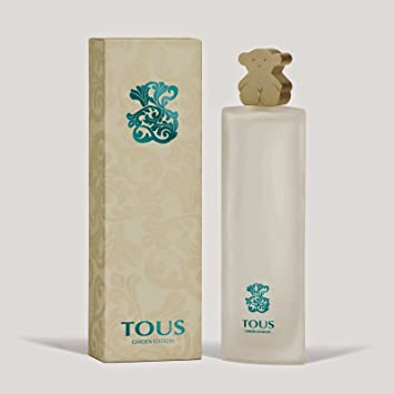 Tous Perfume Garden Edition Eau De Toilette Spray 90ml/3.0 Fl.oz New!