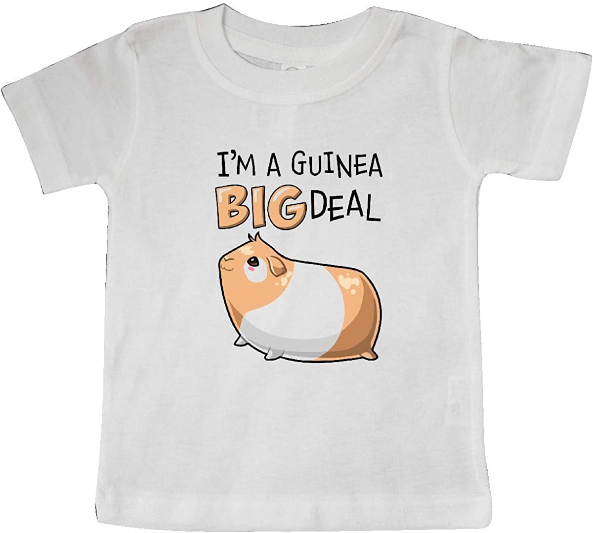 inktastic Im a Guinea Big Deal with Cute Guinea Pig Baby T-Shirt