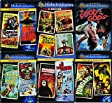 Monsters & Creatures Midnite 13 Movies DVD Set The Food of the Gods/ Phantom 10,000 Leagues / Last Man / Time Forgot / Konga Yongary Monster From the Deep / Gorilla Mystery Monster Classic Films