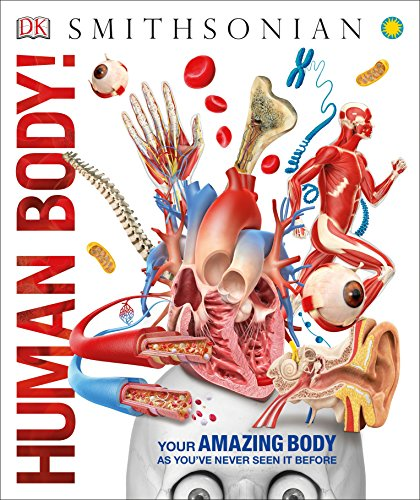 Human Body! (Knowledge Encyclopedias)