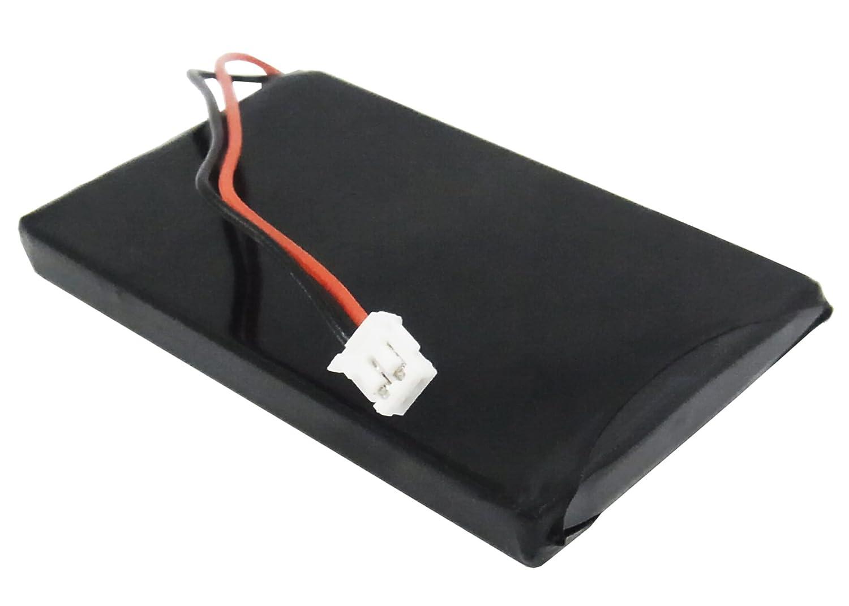 CP76 LZ423048 RP423048 Batterie de Rechange subtel/® Batterie Compatible avec Grundig Calios 1,Calios A1,Calios H1,BTI Verve 500 Black,BTI Verve 500 Red,BTI Verve 500 SMS Accu Remplacement 600mAh