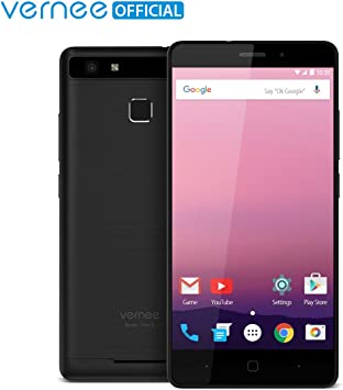 Teléfono Móvil Libre,Vernee Thor E Dual Sim Smartphone con ...
