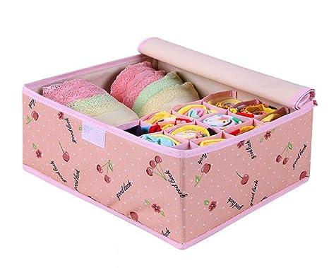 Amazon.com: Nagu - Caja de almacenamiento plegable para ropa ...