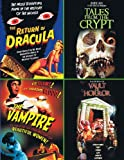 The Return Of Dracula - Tales From The Crypt - The Vampire - Vault Of Horror
