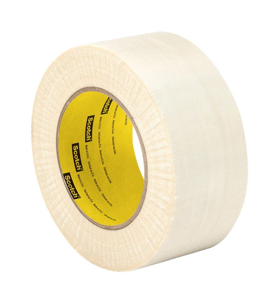 3M 27 Cloth Electrical Tape, 2.83'' Width x 60yd Length (1 roll)