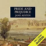 Bargain Audio Book - Pride and Prejudice  Audible Studios