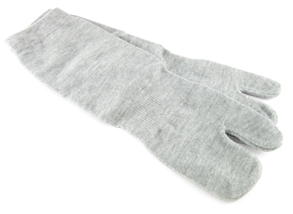 Calcetines Ninja Tabi, Artes marciales, gris 1 tamaño adulto ...