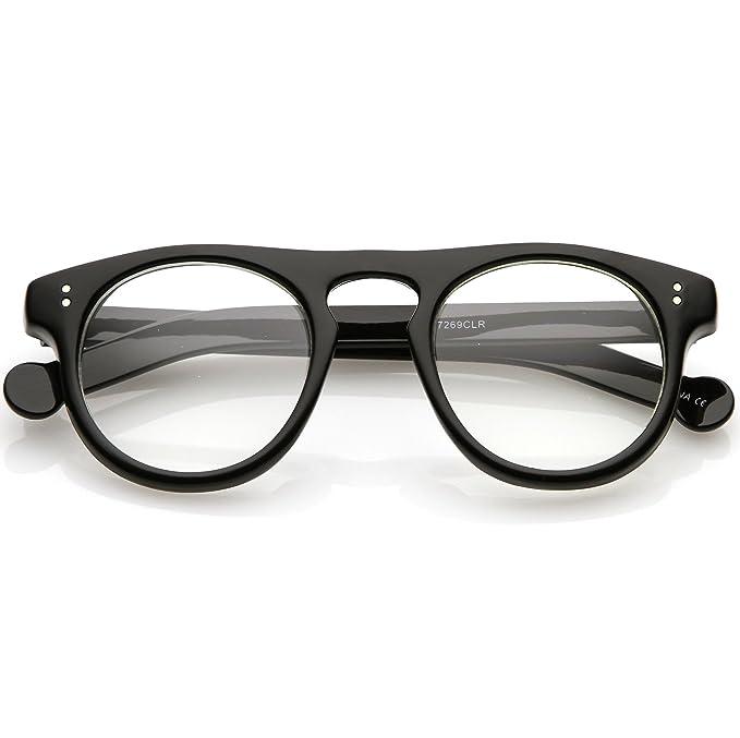 Amazon.com: sunglassla – Classic anteojos con borde de ...