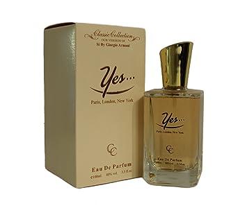 Yes Paris London New York Eau De Parfum Womens Perfume 100ml/3.3oz (Our