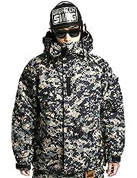 Mens SOUTH PLAY Waterproof Ski Snowboard Wear Jacket Jumper COLLECTION