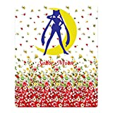 Sailor Moon R The Movie For Kids Unisex Beach Mat