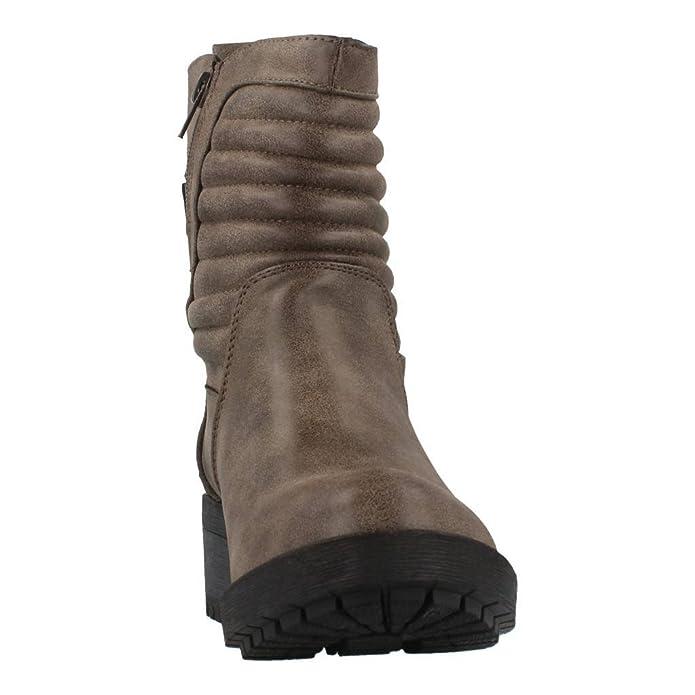 MTNG Stiefelleten/Boots Damen, Color Braun, Marca, Modelo Stiefelleten/Boots Damen Emmanuelle Braun