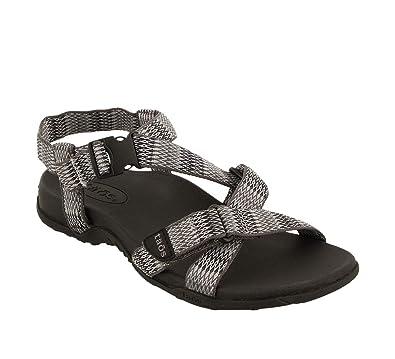 a31a59ccc45e3 Taos Footwear Women's New Wave Sandal