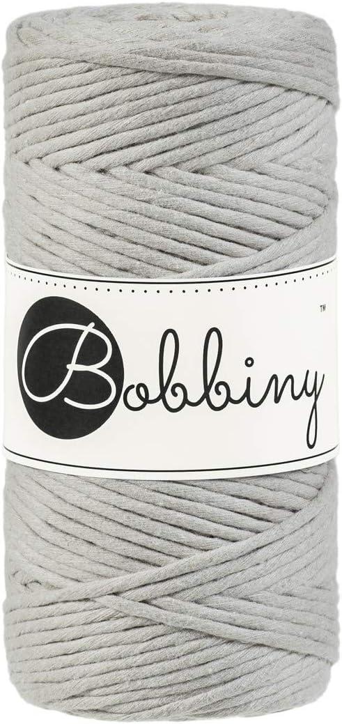 Bobbiny Macrame Cords 3 mm 100 m Wahl