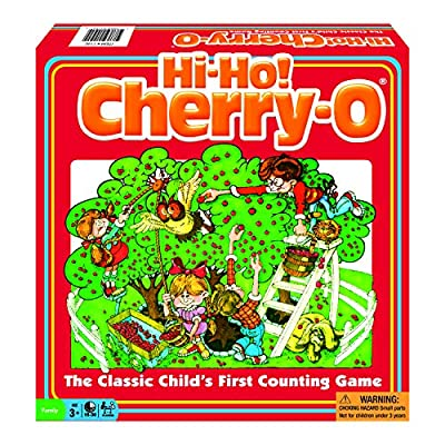 Winning Moves Games Hi - Ho! Cherry - O Board Game: Toys & Games