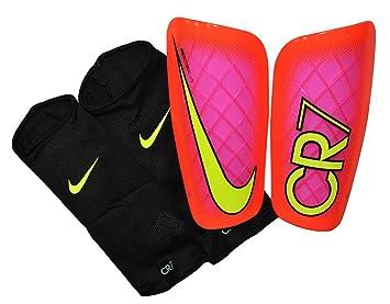 Nike Cristiano Ronaldo 7 Mercurial Lite Espinilleras, Unisex Adulto, Rosa (Pink Blast/