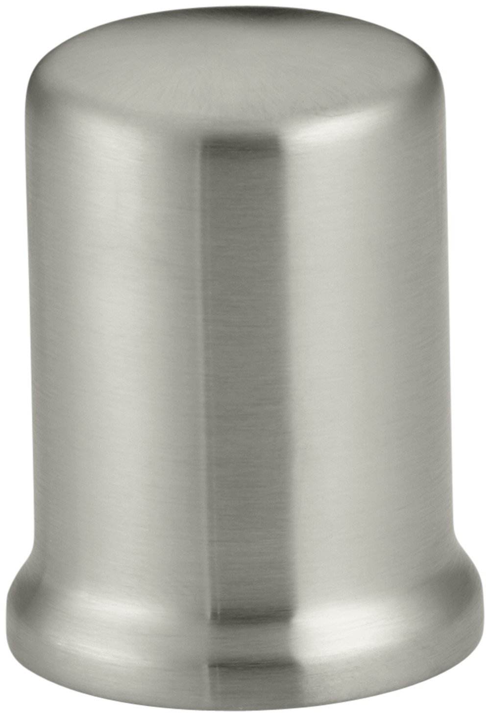 KOHLER K-9111-BN Air Gap Cover with Collar, Vibrant Brushed Nickel