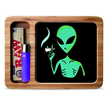 Roll with US Incienso, extraterrestrisches DOPE de Alien Juego de regalo