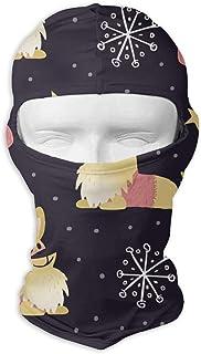 Bandana léger de masque facial multi de sport d'utilisation de chien de Noël d'hiver pour la randonnée, en cours d'exécution