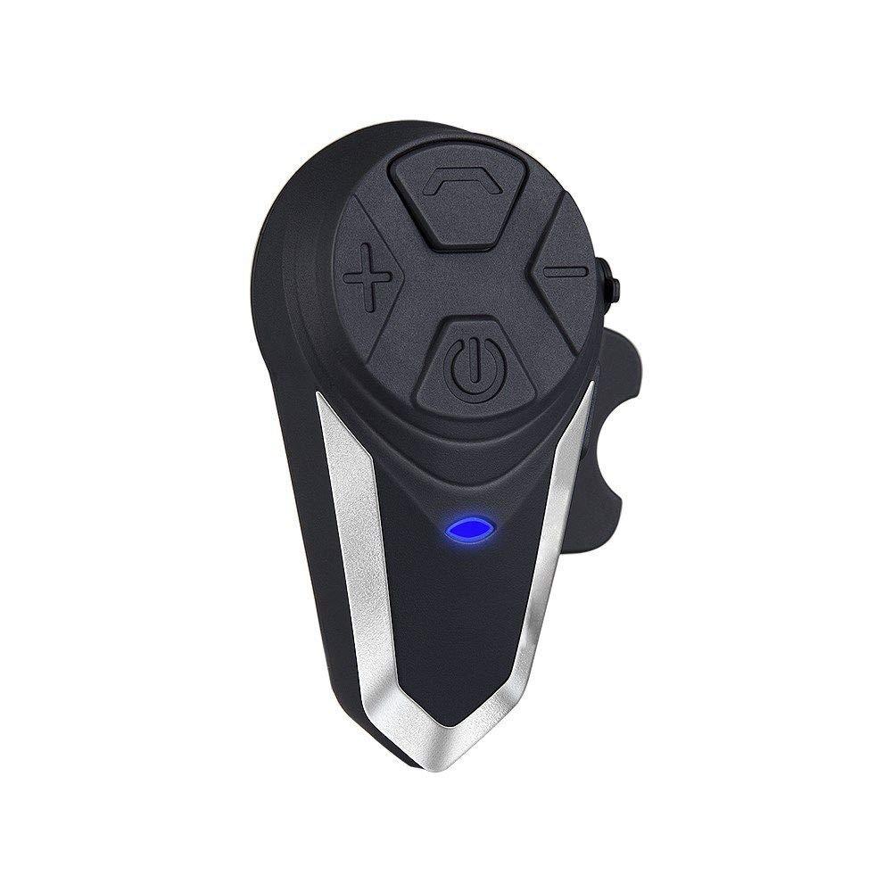 WOVELOT BT-S3 Intercomunicador de La Motocicleta 1000M Casco Resistente Al Agua Interfono 3 Jinete En MAX Casco Auriculares UE Enchufe