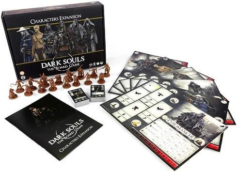 Steamforged Dark Souls: Character Expansion - Francais: Amazon.es: Juguetes y juegos