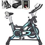 Bicicleta estática de Spinning Deportiva Fitness Interior Ciclismo ...