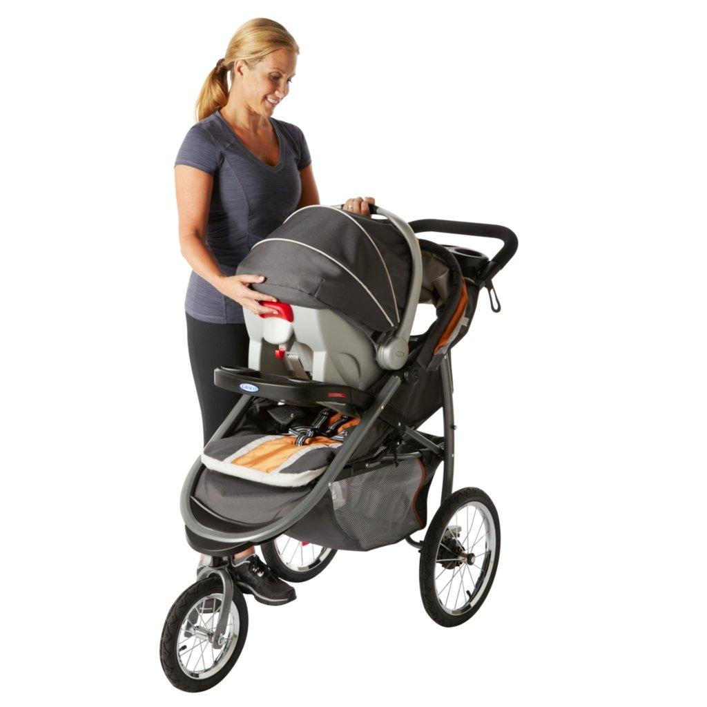 Amazon Graco SnugRide 35 Infant Car Seat Gotham Kitchen Dining