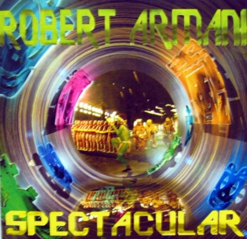 ROBERT ARMANI-Spectacular-CD - Armani Uk Store