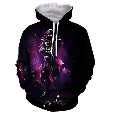 Amazon.com: Battle Royal Game Hip Hop Unisex Hoodie Sudadera Streetwear 3D Printing: Clothing