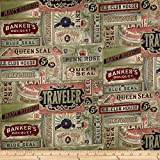 FreeSpirit Fabrics Tim Holtz Eclectic Elements