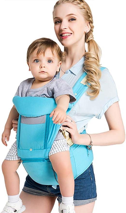 Portabebés Bebé arnés bebé Cintura Taburete Multifuncional Cuatro ...