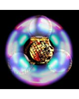 Hot Sale! AMA(TM) LED Light Fidget Hands Spinner Fingertip Bearing Toy EDC Focus ADHD Autism Decompression Gyro
