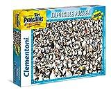 "Clementoni ""Impossible Die Pinguine Aus Madagascar"" Puzzle (1000 Piece)"