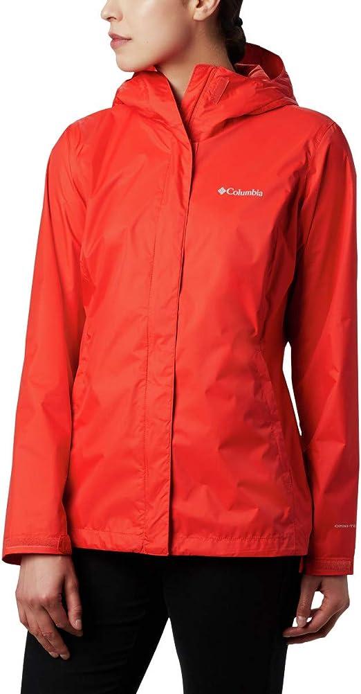 Para mujer Talla 20 22 24 Impermeable Chaqueta de Abrigo de capucha Plegable Azul Marino Para Niñas Damas