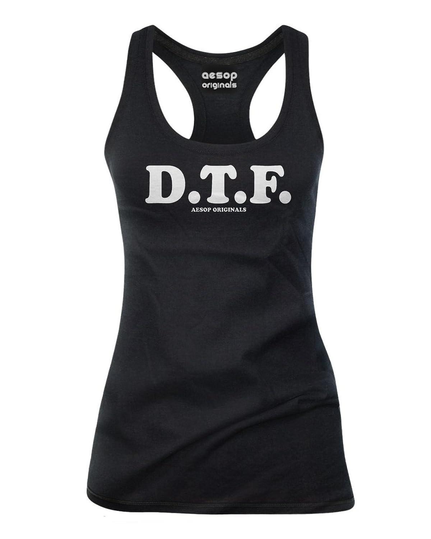 Aesop Originals Women's D.T.F. Tank Top