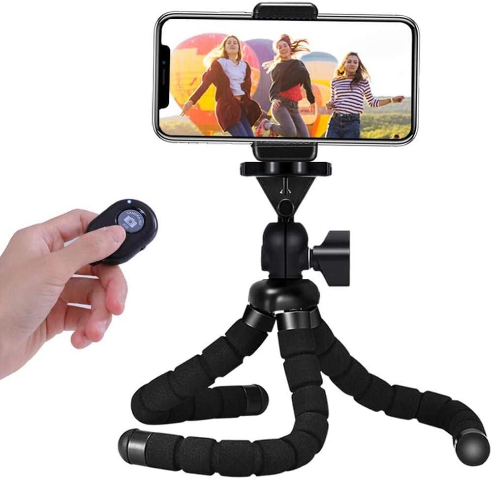 Handy Stativ Mini Flexible Octopus Smartphone Reise Kamera